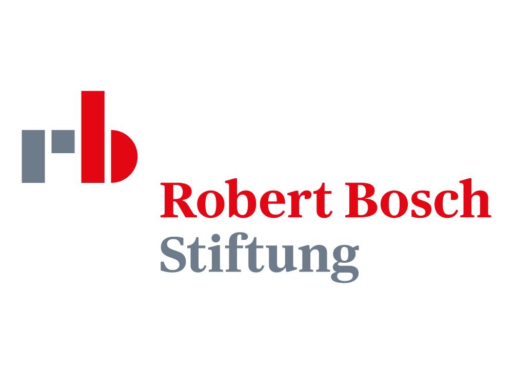 (Logo der Robert Bosch Stiftung)